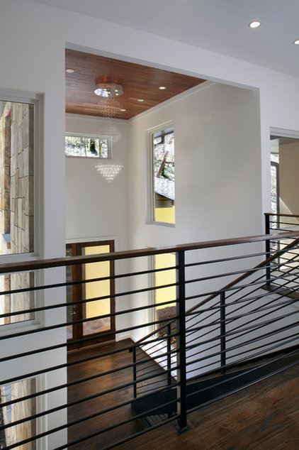 Contemporary Staircase by Epic Development
