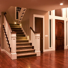 Traditional Staircase by cMAC