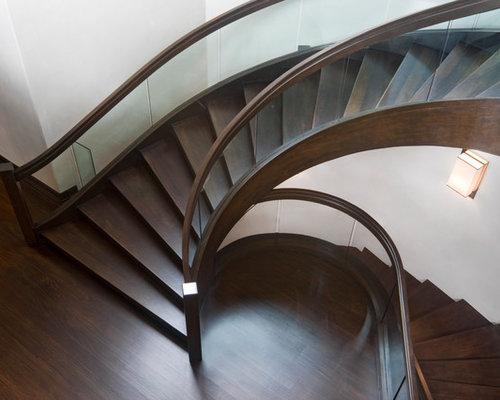 Round Stairs Houzz