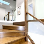 Gibbes Street Contemporary Staircase Sydney By