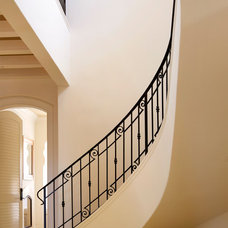Contemporary Staircase by SDG Architecture, Inc.