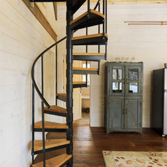 eclectic staircase by Susan Teare, Professional Photographer
