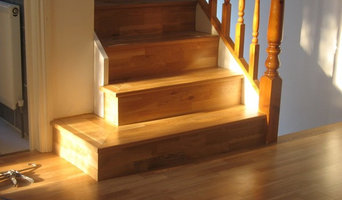 Wood Flooring Installation to Stairs and Landings