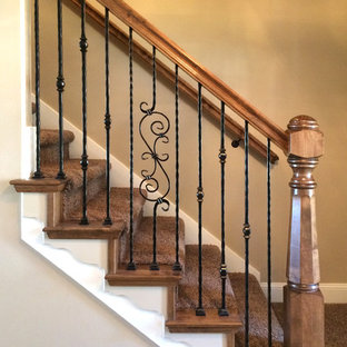 Exceptionnel Wrought Iron Spindles | Houzz