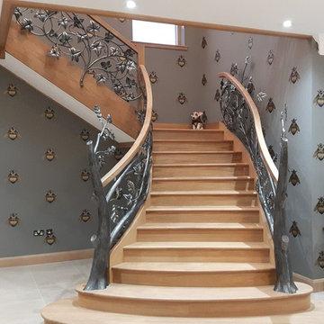 Woodland Stair