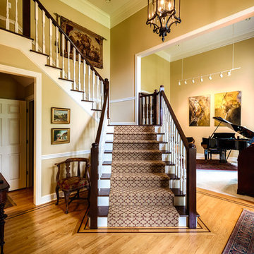 Woods Bay Staircase Remodel