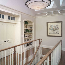 Traditional Staircase by Goforth Gill Architects
