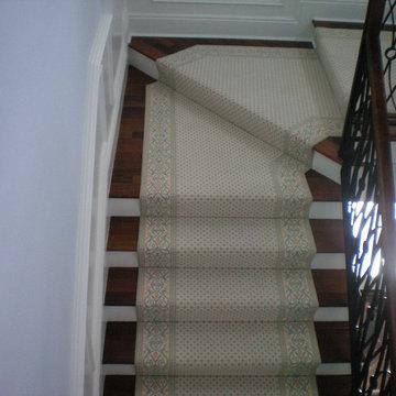 Woven Wilton Stair Runner