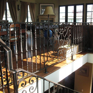 Wrought iron hand forged Railings