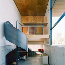 Modern Staircase by 180 degrees