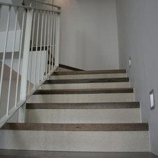 Modern Staircase Zis Residence