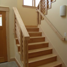 Staircase by EvB Design