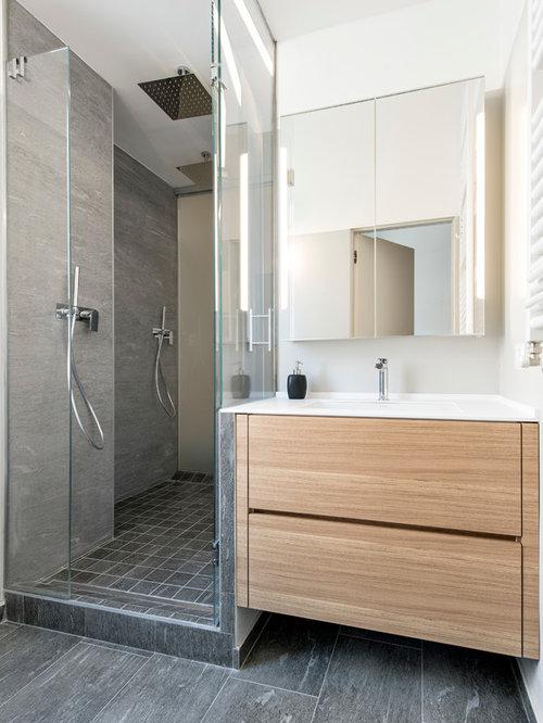 Bagno foto idee arredamento - Mattonelle per doccia ...