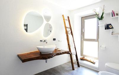 Flash tendencias: Los espejos retroiluminados conquistan el baño