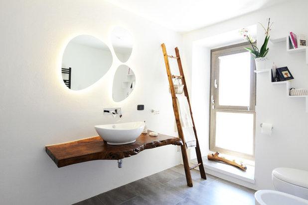 Contemporáneo Cuarto de baño by Elisabetta Gazziero Photographer