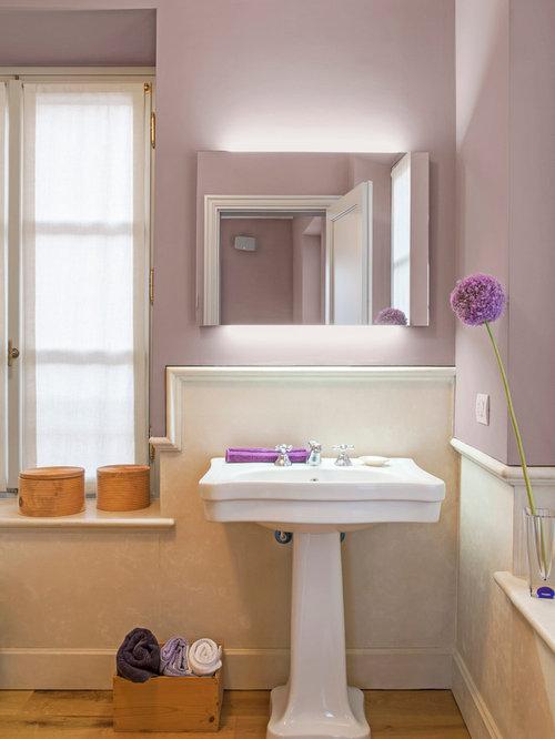 Colonna Bagno Viola ~ Idee creative del moderno design casa