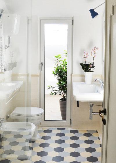 bagni piccolissimi progetti: galassia sanitari lavabi du arredo ... - Bagni Piccolissimi Moderni