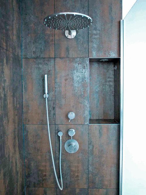 Ideas para cuartos de baño   Fotos de cuartos de baño con ducha en ...