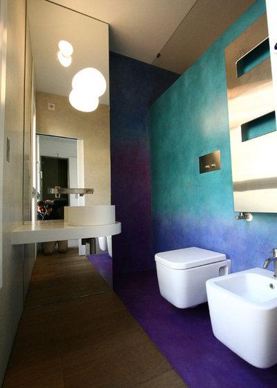 Contemporaneo Stanza da Bagno by Miko design