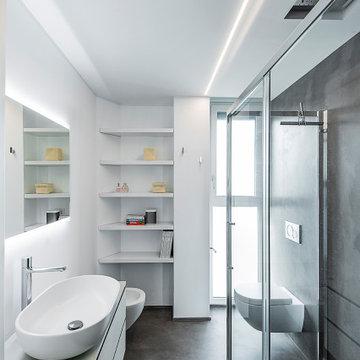 Appartamento con terrazzo a Milano