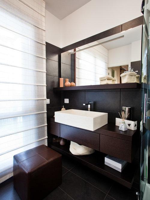 foto e idee per bagni di servizio - bagno di servizio moderno - Immagini Bagno Moderno Piccolo