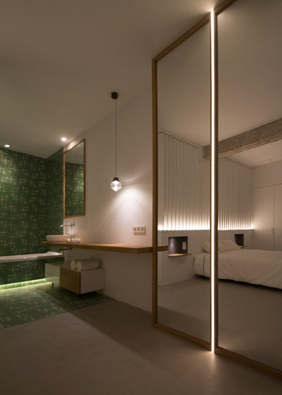 Contemporáneo Cuarto de baño by Elisa Perrone architetto