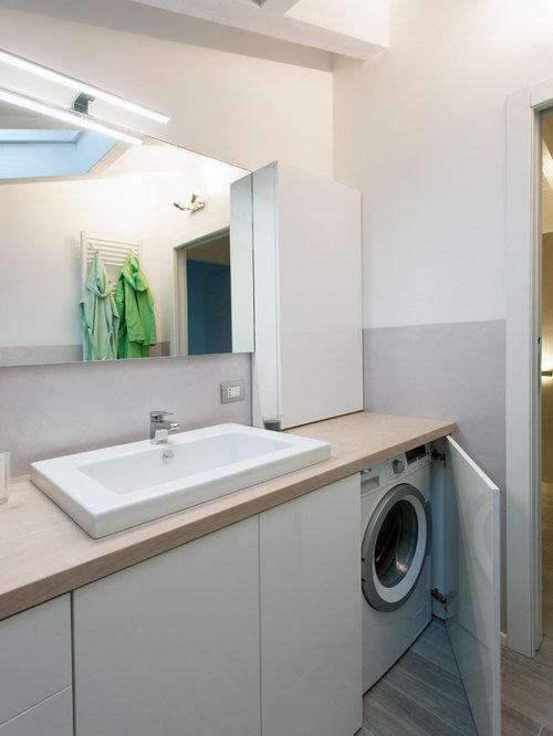 Foto e idee per arredare casa moderna for Casa moderna rettangolare