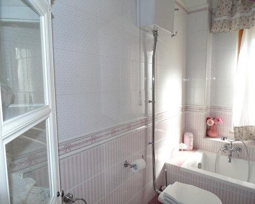 Bagno con ante di vetro napoli foto idee arredamento