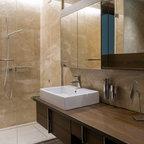 English Tudor Estate Traditional Bathroom Oklahoma City By Brent Gibson Classic Home Design