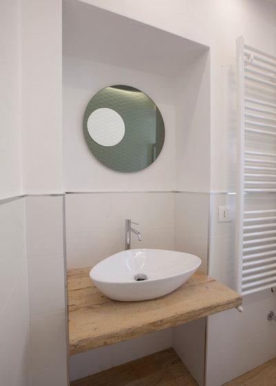 Eklektisk Badeværelse by Gruppo Tre Architetti
