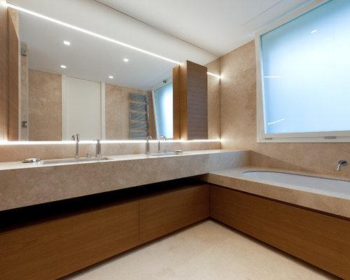 Sala Da Bagno Moderna : Sala da bagno moderna. idee per arredare un bagno piccolo with sala