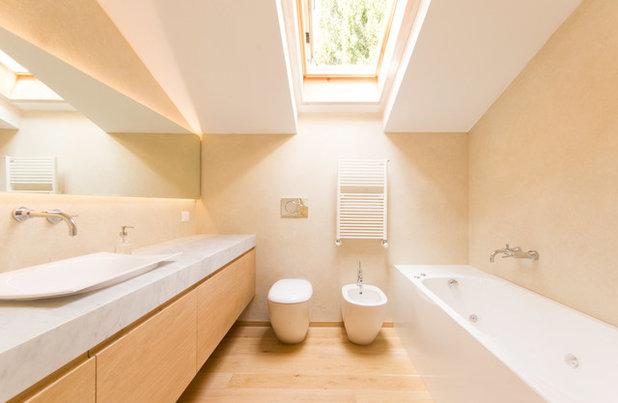 Scelti da voi: si può usare il parquet anche in bagno?