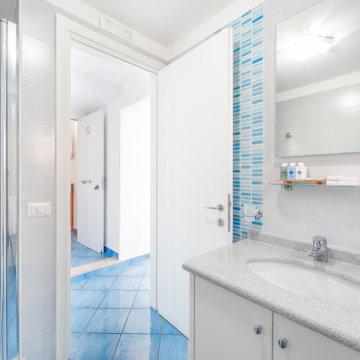 Casa Nilde Positano - Bagno Yellow room