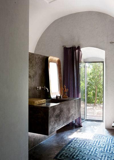 Contemporaneo Stanza da Bagno by chiara cadeddu photographer