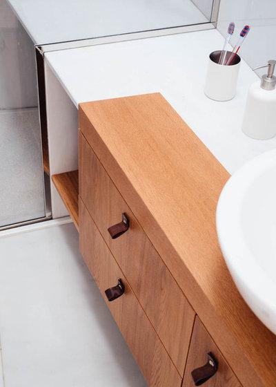 Trova il tuo stile come personalizzare maniglie e pomoli - Maniglie quadrate per mobili ...