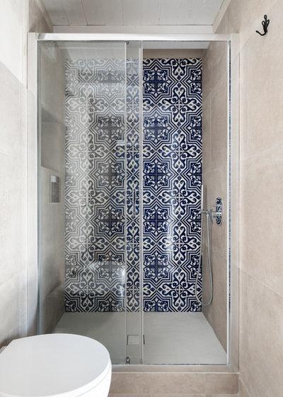 Mediterraneo Stanza da Bagno by Paola Sola architetto &interior design