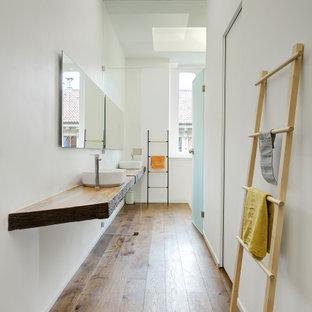 Idee per una stanza da bagno scandinava