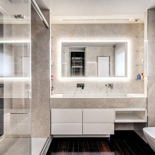 Idee per una stanza da bagno design