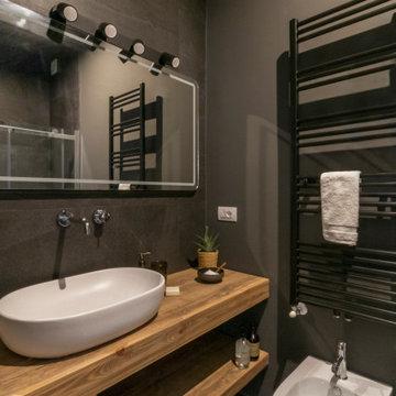 Doppia Q | ristrutturazione completa Milano 94 mq