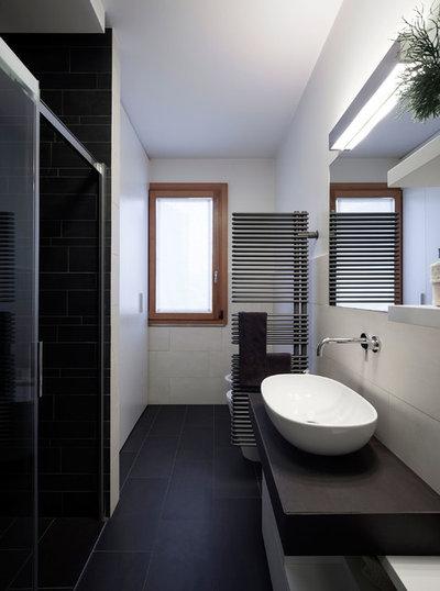 Contemporaneo Stanza da Bagno by EXiT architetti associati