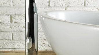 Flo - Tall basin single lever mixer
