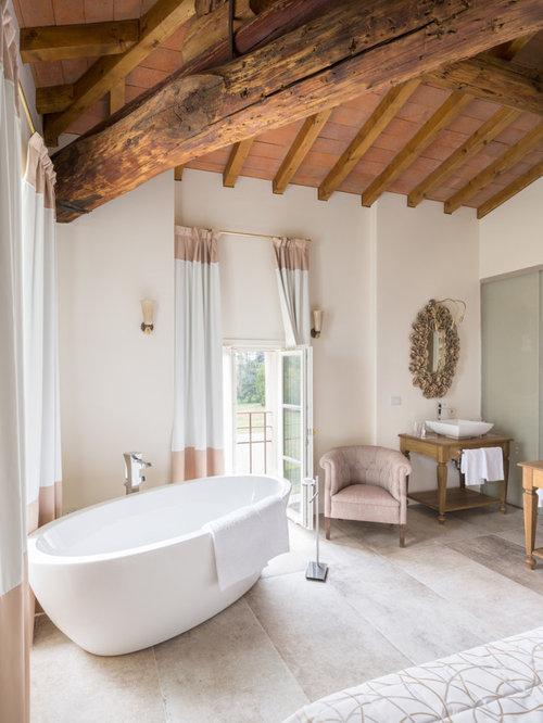 Foto e idee per bagni bagno for Bagno di campagna francese