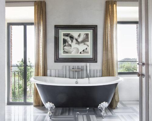 Vasca Da Bagno Zampe Di Leone : Carnelli vasca da bagno tradizionale ellittica cm piedi
