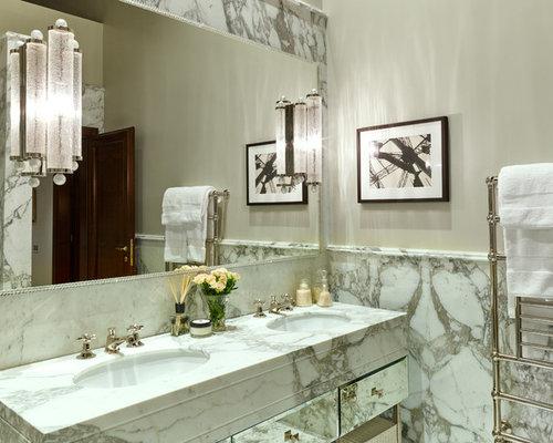Foto e idee per stanze da bagno stanza da bagno classica - Foto bagni classici ...