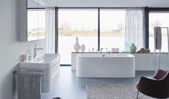 Happy D.2, una serie completa per il bagno, elegante e moderna