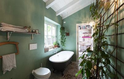 Come costruire un mobile per il bagno il lavabo - Piante in bagno ...