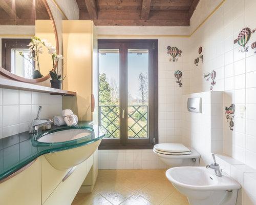 Foto e idee per bagni bagno - Bagno in campagna ...