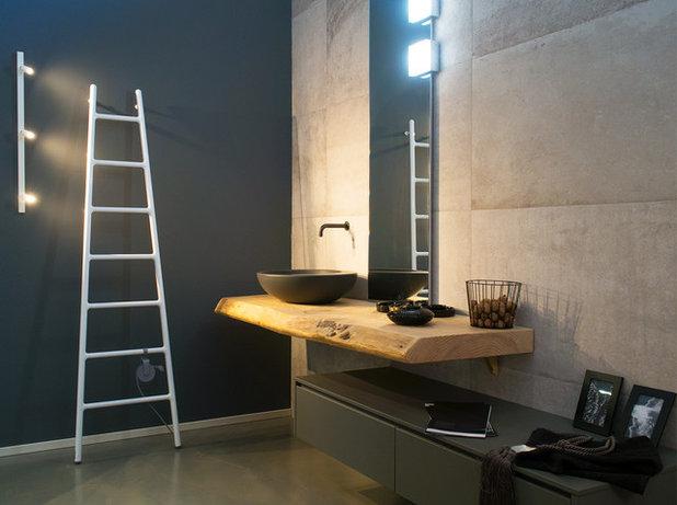 Moderno Stanza da Bagno by Carboni Casa