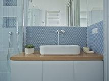 Si può ristrutturare il bagno rimanendo in casa?