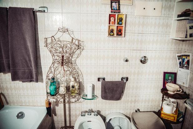 Eklektisch Badezimmer by Giacomo Cosua